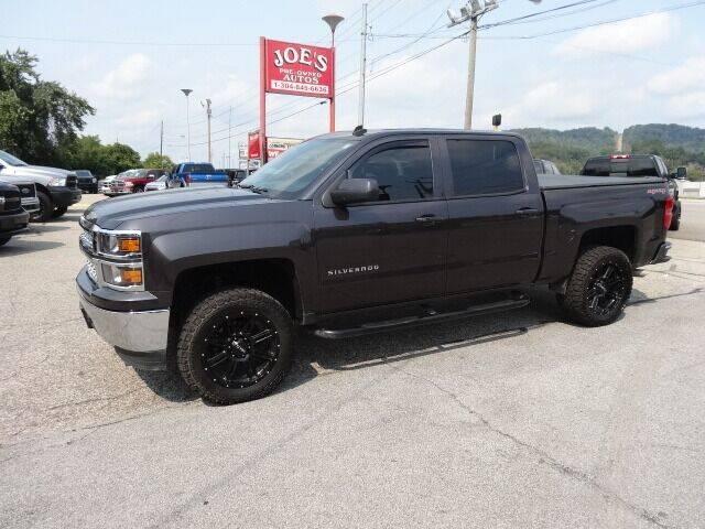 2014 Chevrolet Silverado 1500 for sale at Joe's Preowned Autos in Moundsville WV
