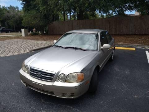 2004 Kia Optima for sale at Low Price Auto Sales LLC in Palm Harbor FL