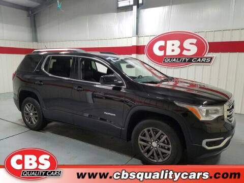 2019 GMC Acadia for sale at CBS Quality Cars in Durham NC