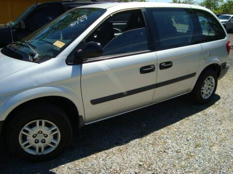 2005 Dodge Caravan for sale at Branch Avenue Auto Auction in Clinton MD