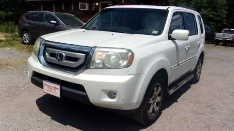 2011 Honda Pilot for sale at Select Cars Of Thornburg in Fredericksburg VA