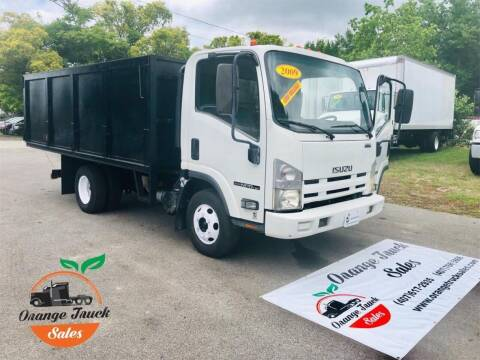 2009 Isuzu NPR HD for sale at Orange Truck Sales in Orlando FL