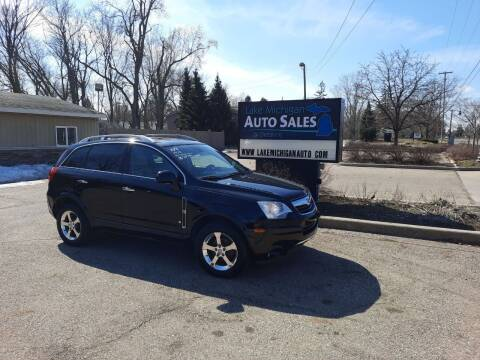 2009 Saturn Vue for sale at Lake Michigan Auto Sales & Detailing in Allendale MI