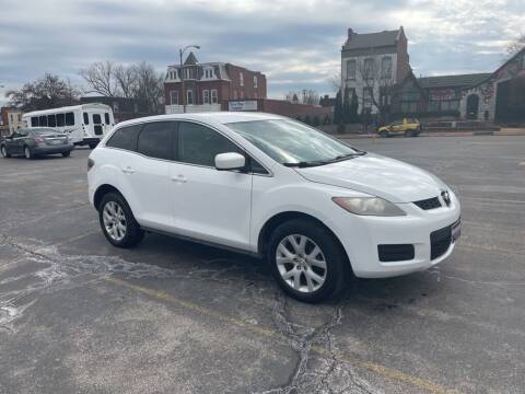 2008 Mazda CX-7 for sale at DC Auto Sales Inc in Saint Louis MO