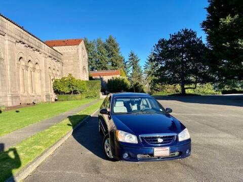 2006 Kia Spectra for sale at EZ Deals Auto in Seattle WA