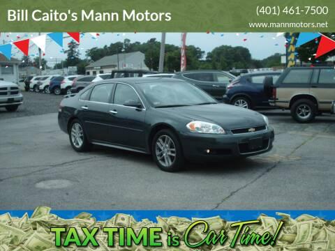 2016 Chevrolet Impala Limited for sale at Bill Caito's Mann Motors in Warwick RI