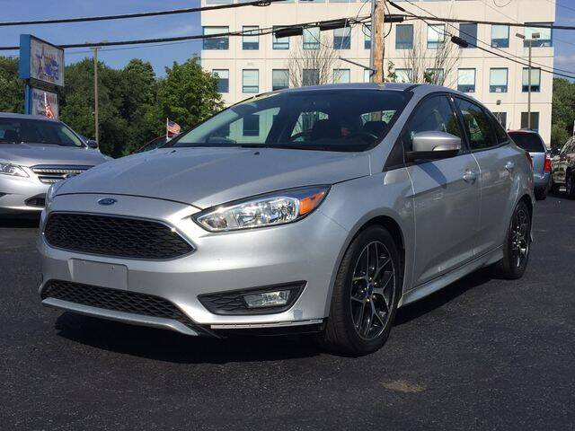 2015 Ford Focus for sale at All Star Auto  Cycle in Marlborough MA