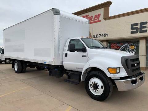 2015 Ford F-750 Super Duty for sale at TRUCK N TRAILER in Oklahoma City OK