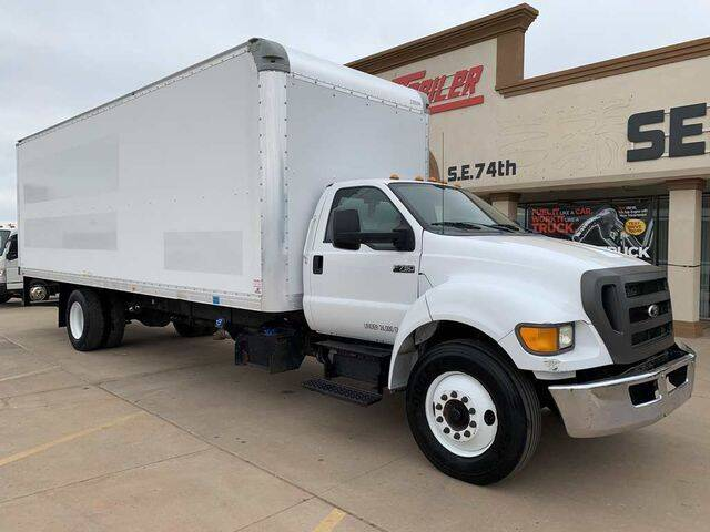 2015 Ford F-750 Super Duty for sale in Oklahoma City, OK