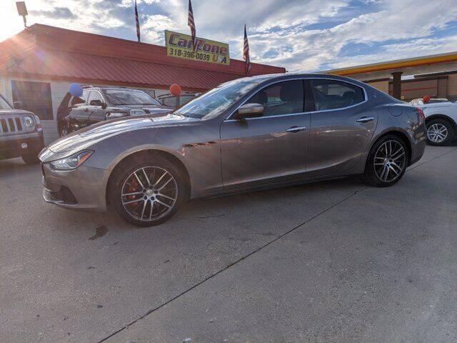 2017 Maserati Ghibli for sale at CarZoneUSA in West Monroe LA