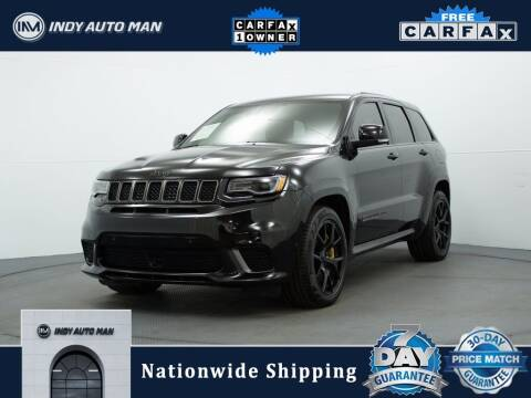 2018 Jeep Grand Cherokee for sale at INDY AUTO MAN in Indianapolis IN