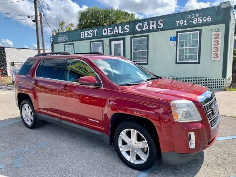 2010 GMC Terrain for sale at Best Deals Cars Inc in Fort Myers FL