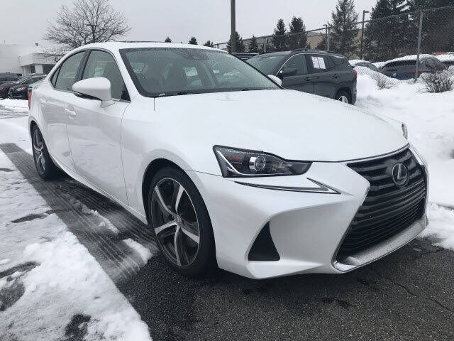 2017 Lexus IS 300 for sale at Classified pre-owned cars of New Jersey in Mahwah NJ