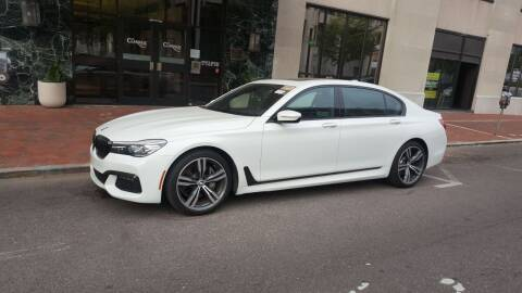 2019 BMW 7 Series for sale at The Auto Toy Store in Robinsonville MS