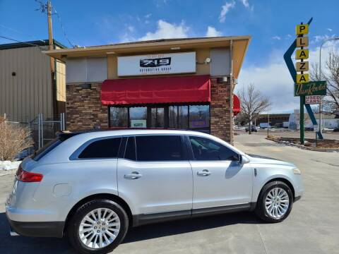 2010 Lincoln MKT for sale at 719 Automotive Group in Colorado Springs CO
