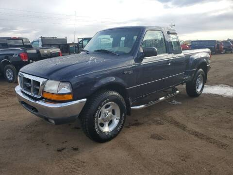 2000 Ford Ranger for sale at HORSEPOWER AUTO BROKERS in Fort Collins CO