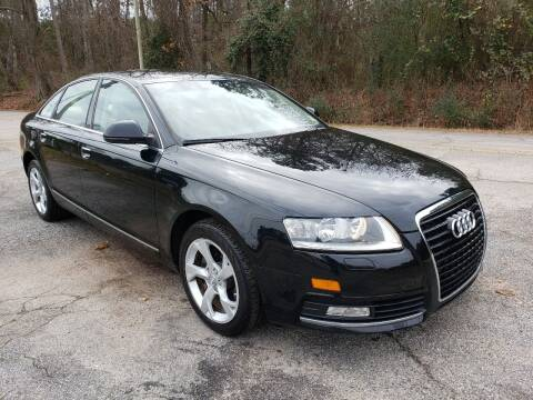 2010 Audi A6 for sale at GA Auto IMPORTS  LLC in Buford GA