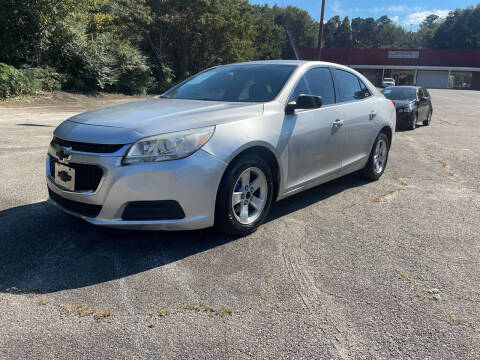 2014 Chevrolet Malibu for sale at Certified Motors LLC in Mableton GA