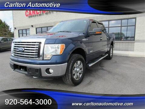 2011 Ford F-150 for sale at Carlton Automotive Inc in Oostburg WI