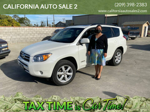 2007 Toyota RAV4 for sale at CALIFORNIA AUTO SALE 2 in Livingston CA