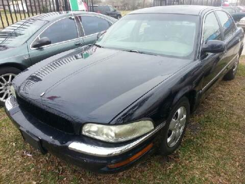 1997 Buick Park Avenue for sale at Ody's Autos in Houston TX
