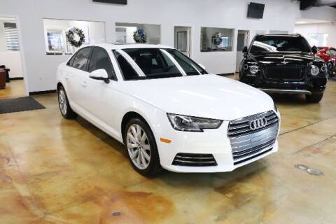 2017 Audi A4 for sale at RPT SALES & LEASING in Orlando FL