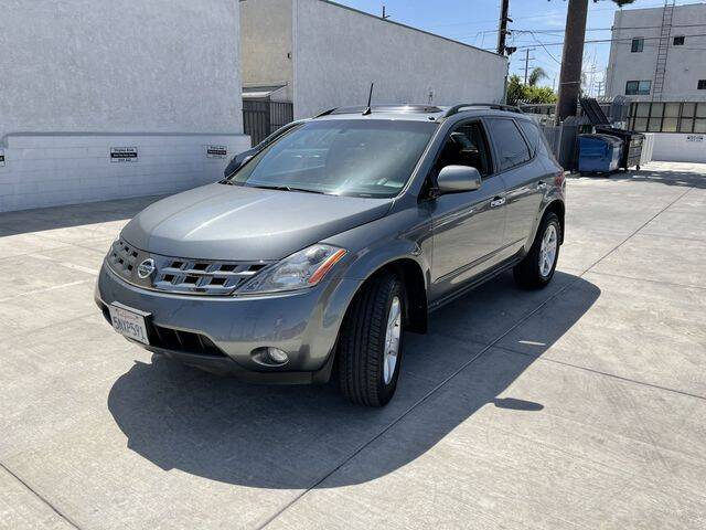 2005 Nissan Murano for sale at Hunter's Auto Inc in North Hollywood CA