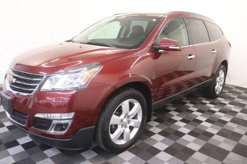 2016 Chevrolet Traverse for sale at AH Ride & Pride Auto Group in Akron OH