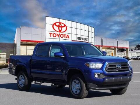 2022 Toyota Tacoma for sale at PHIL SMITH AUTOMOTIVE GROUP - Pinehurst Toyota Hyundai in Southern Pines NC