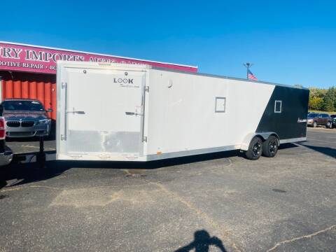 2018 AVALANCHE BOX for sale at LUXURY IMPORTS AUTO SALES INC in North Branch MN