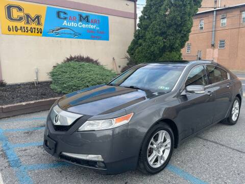 2009 Acura TL for sale at Car Mart Auto Center II, LLC in Allentown PA