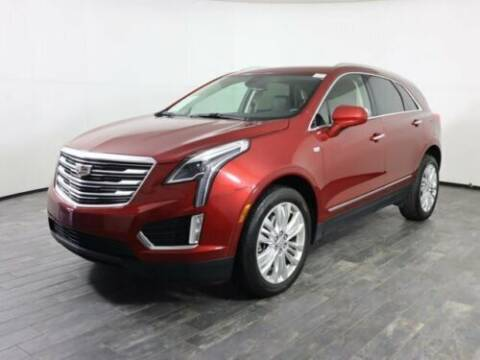 2017 Cadillac XT5 for sale at Car Girl 101 in Oakland Park FL