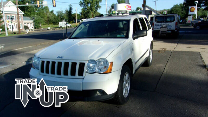 2008 Jeep Grand Cherokee for sale at FERINO BROS AUTO SALES in Wrightstown PA