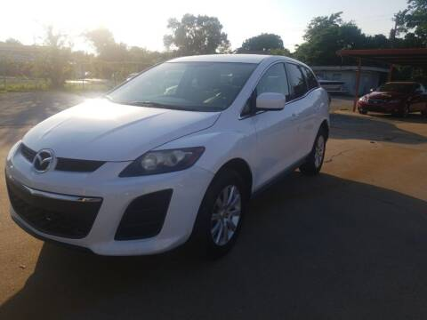 2011 Mazda CX-7 for sale at Nile Auto in Fort Worth TX