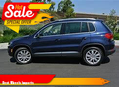 2014 Volkswagen Tiguan for sale at Best Wheels Imports in Johnston RI