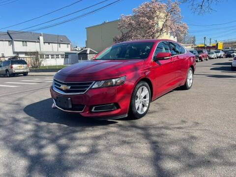 2015 Chevrolet Impala for sale at Kapos Auto, Inc. in Ridgewood, Queens NY