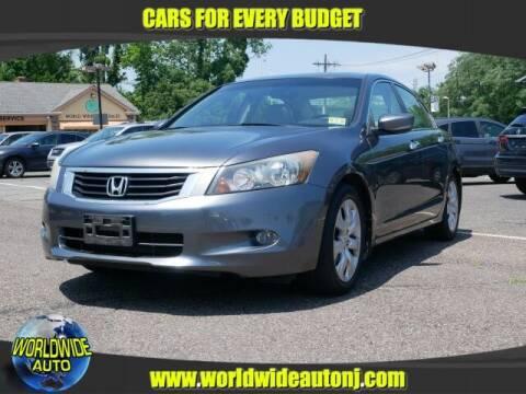 2010 Honda Accord for sale at Worldwide Auto in Hamilton NJ