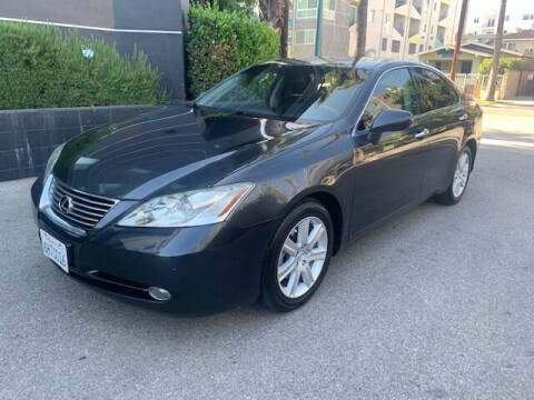 2009 Lexus ES 350 for sale at Good Vibes Auto Sales in North Hollywood CA