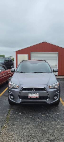 2013 Mitsubishi Outlander Sport for sale at Chicago Auto Exchange in South Chicago Heights IL