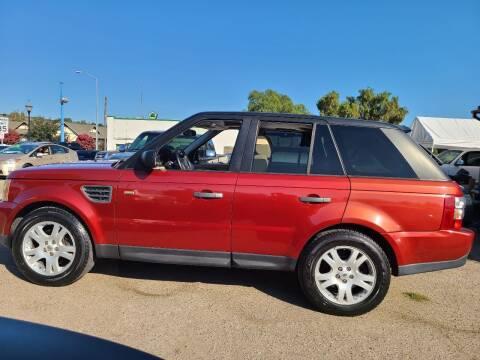 2006 Land Rover Range Rover Sport for sale at Coast Auto Sales in Buellton CA