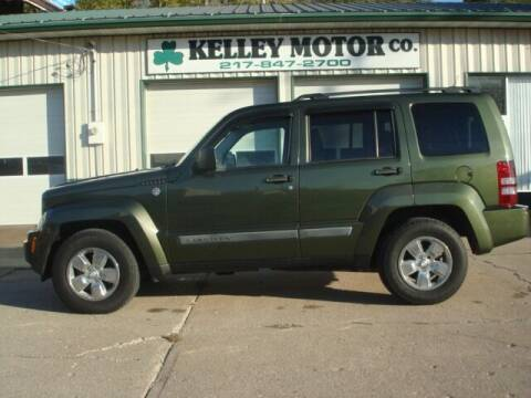 2008 Jeep Liberty for sale at Kelley Motor Co. in Hamilton IL