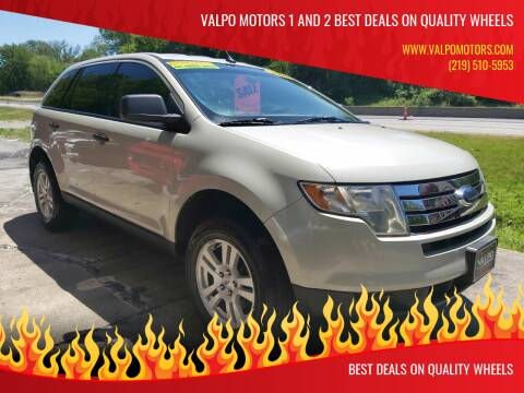2007 Ford Edge for sale at Valpo Motors Inc. in Valparaiso IN