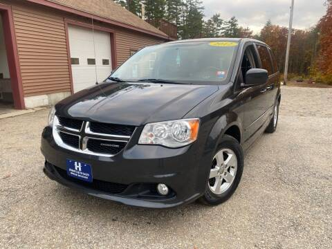 2012 Dodge Grand Caravan for sale at Hornes Auto Sales LLC in Epping NH