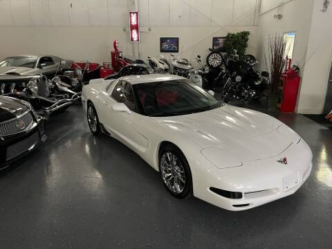 1997 Chevrolet Corvette for sale at Luxury Auto Finder in Batavia IL