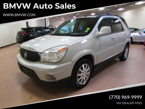 2006 Buick Rendezvous for sale at BMVW Auto Sales in Union City GA