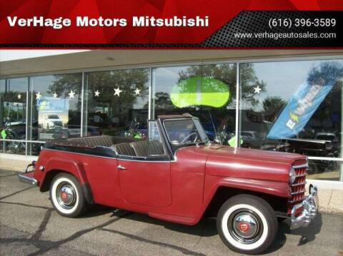 1951 Willys Jeepster