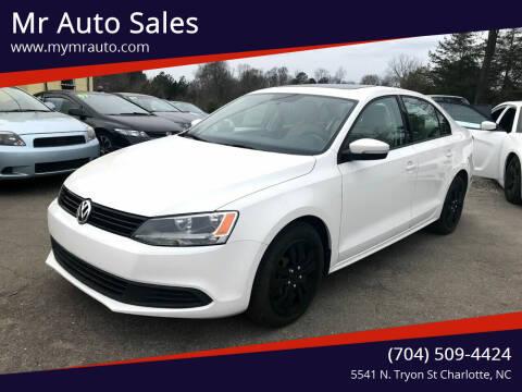 2011 Volkswagen Jetta for sale at Mr Auto Sales in Charlotte NC