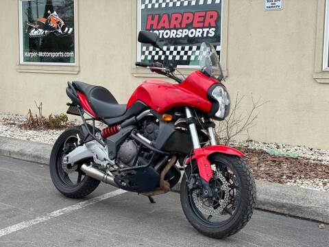 2008 Kawasaki Versys 650  for sale at Harper Motorsports-Powersports in Post Falls ID