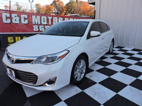 2013 Toyota Avalon for sale at C & C Motor Co. in Knoxville TN