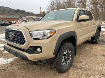 2019 Toyota Tacoma for sale at Worthington Air Automotive Inc in Williamsburg MA